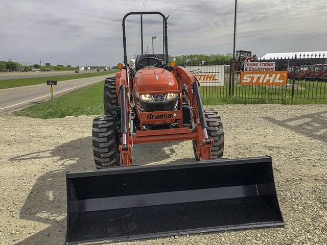 Branson 4520R Mega Tractor Package Deal